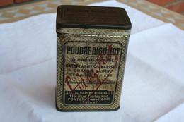 """Boite En Fer """"Poudre RIGOLLOT"""" - Boxes"""