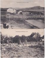 Campagne Du Maroc 1925. 2 Cartes - Non Classificati