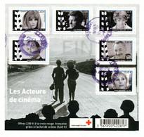 FRANCE - BF 4690 - 2012 - Oblitere - Sheetlets