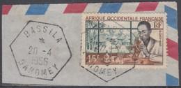 Afrique Occidentale Française - Bassila / Dahomey Sur N° 48 (YT) N° 48 (AM). Oblitération. - Oblitérés