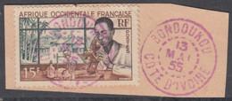 Afrique Occidentale Française - Bondoukou / Côte D'Ivoire Sur N° 48 (YT) N° 48 (AM). Oblitération. - Oblitérés