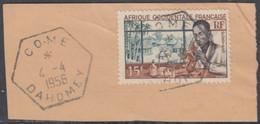 Afrique Occidentale Française - Come / Dahomey Sur N° 48 (YT) N° 48 (AM). Oblitération. - Oblitérés