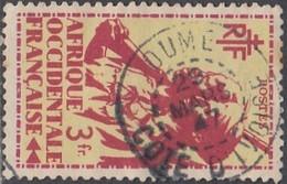 Afrique Occidentale Française - Oume / Côte D'Ivoire Sur N° 16 (YT) N° 16 (AM). Oblitération. - Oblitérés