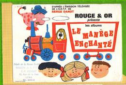 BUVARD & Blotting Paper :  Le Manege Enchanté LENS - Kids