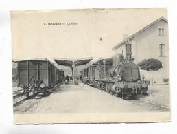 11 - Belvèze - La Gare - Voir état - Other Municipalities