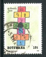 Botswana 1989 Children's Paintings - 15t Value Used (SG 679) - Botswana (1966-...)