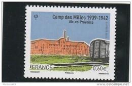 FRANCE 2012 CAMP DES MILLES NEUF YT 4685 - - Unused Stamps