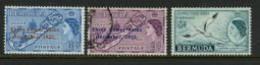 "Bermuda 1953 USED ""Royal Visit"" - Bermudas"