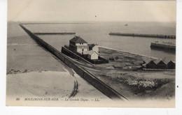 BOULOGNE Sur MER PAS De CALAIS, La Grande Digue, Neuve - Boulogne Sur Mer