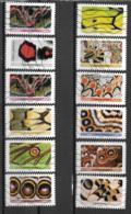 2020 - 238 - Effets Papillons - KlebeBriefmarken