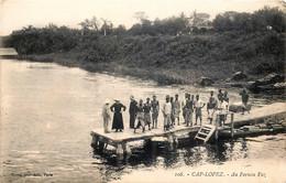 Gabon - Cap Lopez : Au Fernan Vaz - Gabón