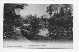 """Edeghem -   Hof """"ter Elst"""" 1910 - Edegem"""
