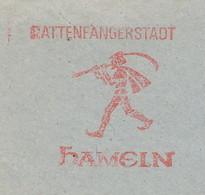 Meter Cut Germany 1976 Pied Piper Of Hamelin - Rats - Cuentos, Fabulas Y Leyendas