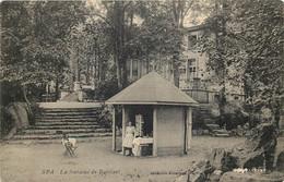 Spa - La Fontaine De Barissart - Spa