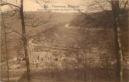 Vresse-sur-Semois - Pussemange : Départ Des Routes Royales Vers Dinant Et Bouillon - Vresse-sur-Semois