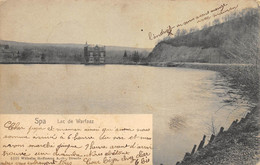 Spa - Lac De Warfaaz - Ed. Wilhelm Hoffmann N° 4438 - Spa
