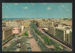 Kuwait Aerial View Fahd Al Salem Street Picture Postcard - Kuwait