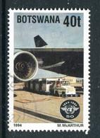 Botswana 1994 50th Anniversary Of Civil Aviation Organization - 40t Value Used (SG 790) - Botswana (1966-...)
