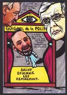 CPM Belfort Chevènement Guignol Tirage Limité 30 Ex Numérotés Et Signés - Belfort - Stadt