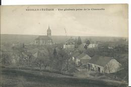 NEUILLY-L ' EVEQUE   ( HAUTE MARNE ) VUE GENERALE PRISE DE LA CHARMETTE - France