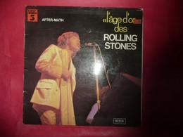 LP33 N°6134 - L' AGE D' OR DES ROLLING STONES -  VOL.5 - 278017 - MADE IN LONDON - VENDU EN ETAT - Rock