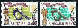 Islas Pitcairn Nº 59/60 Usado Cat.15€ - Stamps