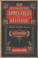 42 SAINT-ETIENNE MAISON VOYTIER REUNIS MANUFACTURES D'ARMES & CYCLES DE BELLEVUE - 1900 – 1949