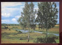 CPM Russie Vue Sur La Rivière Sorot - Russia