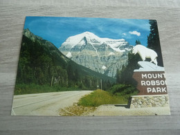 MT ROBSON - PROVINCIAL PARK - BRITISH COLUMBIA - - Andere