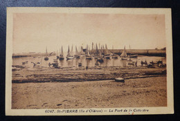 CPA - SAINT PIERRE (17) - Ile D'Oléron, Le Port De La Cotinière - Saint-Pierre-d'Oleron
