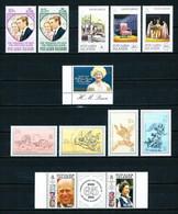 Islas Pitcairn LOTE (5 Series) Nuevo - Stamps