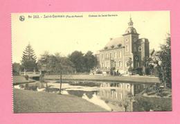 C.P. Saint-Germain =  Château - Eghezée