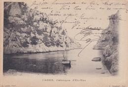 13   Cassis  Calanque D'en Vau - Cassis