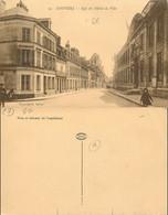 NB - [502218]B/TB//-France  - (27) Eure, Louviers, Rue De L'Hôtel De Ville - Louviers