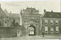 's-Gravenhage; Stadhouderspoort Met Tram - Niet Gelopen. (Jean De Montagne - Den Haag) - Den Haag ('s-Gravenhage)