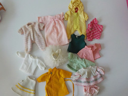 Poupée Baby Doll Amanda Jane Made England 10 Vêtements Clothes Kleidung Ropa Abbigliamento - Puppen