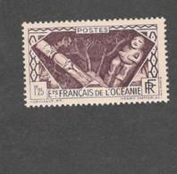 OCEANIA.....1935:Yvert108mh* - Ongebruikt