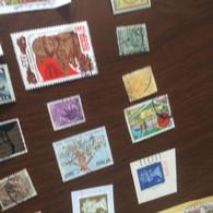 ITALIA TURRITA VIOLA 1 VALORE - Stamps