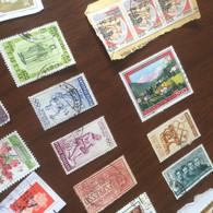 ITALIA OLIMPIADI AZZURRO 1 VALORE - Stamps