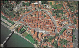 31.- CAZERES .- Le Coeur De La Ville - Other Municipalities