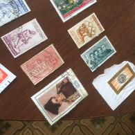 ITALIA ESPRESSO ROSSO 1 VALORE - Stamps