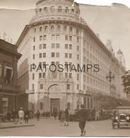 143877 ARGENTINA BUENOS AIRES BANK BANCO BOSTON DAMAGED PHOTO NO POSTAL POSTCARD - Argentinië