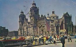 Catedral Metropolitana - Mexico City [Z34-4.411 - Messico