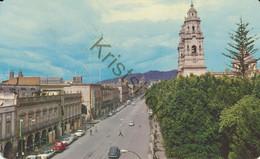 Avendida Madero - Morelia, Mich. Mexico [Z34-4.413 - Messico