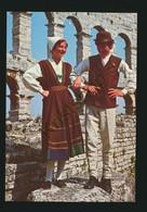 Folklor - Folklore Istre [Z34-4.543 - Yugoslavia