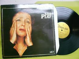 Edith Piaf - 33t Vinyle - Disque D'Or Vol.1 - Andere - Franstalig