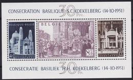 Belgie       .    OBP     .  Blok  30  (2 Scans)     .        *    .   Ongebruikt   .   /   .   Neuf Avec Charnière - Blocks & Sheetlets 1924-1960