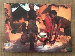Burkina Faso Province Du Boulkiemdé Nanoro Au Moulin - Burkina Faso