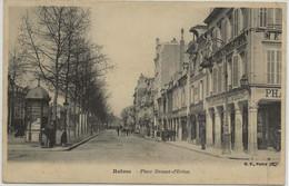 Reims-Place Drouet-d'Erlon (CPA) - Reims
