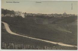Cramant-Environs D'Épernay-Une Vue (CPA) - Sonstige Gemeinden
